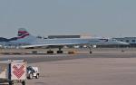 hs-tgjさんが、ジョン・F・ケネディ国際空港で撮影したブリティッシュ・エアウェイズ Concorde 102の航空フォト(写真)