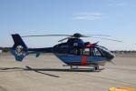 ショウさんが、入間飛行場で撮影した埼玉県警察 EC135P2+の航空フォト(写真)