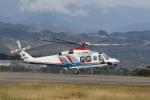 ショウさんが、静岡空港で撮影した三重県防災航空隊 AW139の航空フォト(写真)