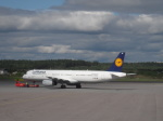 けいすけさんが、ストックホルム・アーランダ空港で撮影したルフトハンザドイツ航空 A321-131の航空フォト(写真)