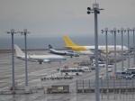 ukokkeiさんが、中部国際空港で撮影したグァンフィ ERJ-190-100 ECJ (Lineage 1000)の航空フォト(写真)