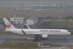 camelliaさんが、成田国際空港で撮影した日本航空 767-346/ERの航空フォト(写真)