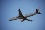 おがりょうさんが、鹿児島空港で撮影したジェイ・エア ERJ-190-100(ERJ-190STD)の航空フォト(写真)