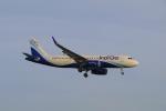 しかばねさんが、プーケット国際空港で撮影したインディゴ A320-232の航空フォト(写真)