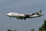 Gambardierさんが、伊丹空港で撮影したフライング・タイガー・ライン 747-132(SF)の航空フォト(写真)