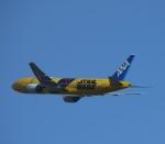 furaibo123さんが、新千歳空港で撮影した全日空 777-281/ERの航空フォト(飛行機 写真・画像)