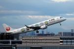 new_2106さんが、羽田空港で撮影したジェイ・エア ERJ-190-100(ERJ-190STD)の航空フォト(写真)