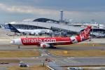 T.Sazenさんが、関西国際空港で撮影したタイ・エアアジア・エックス A330-343Xの航空フォト(飛行機 写真・画像)