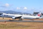 FLYING  HONU好きさんが、伊丹空港で撮影した日本航空 777-346の航空フォト(写真)