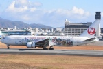 FLYING  HONU好きさんが、伊丹空港で撮影した日本航空 767-346/ERの航空フォト(写真)