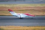 kuraykiさんが、羽田空港で撮影したTVPX AIRCRAFT SOLUTIONS HA-420 HondaJetの航空フォト(写真)