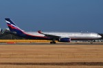 tassさんが、成田国際空港で撮影したアエロフロート・ロシア航空の航空フォト(写真)