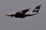 Timothyさんが、成田国際空港で撮影したシルク・ウェイ・エアラインズ Il-76TDの航空フォト(写真)