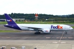 Kuuさんが、成田国際空港で撮影したフェデックス・エクスプレス 777-FHTの航空フォト(飛行機 写真・画像)