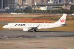 ゆう改めてさんが、福岡空港で撮影したジェイ・エア ERJ-190-100(ERJ-190STD)の航空フォト(写真)