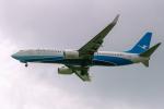 delawakaさんが、シンガポール・チャンギ国際空港で撮影した厦門航空 737-85Cの航空フォト(写真)