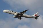 MOHICANさんが、福岡空港で撮影したジェイ・エア ERJ-190-100(ERJ-190STD)の航空フォト(写真)