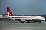 tassさんが、成田国際空港で撮影したカンタス航空 707の航空フォト(飛行機 写真・画像)