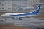 れんしさんが、福岡空港で撮影したANAウイングス 737-54Kの航空フォト(写真)