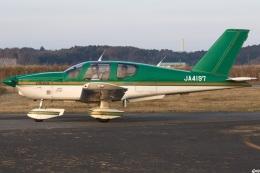 グリスさんが、龍ケ崎飛行場で撮影した日本個人所有 TB-200 Tobago XLの航空フォト(飛行機 写真・画像)