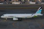 あしゅーさんが、福岡空港で撮影したエアプサン A320-232の航空フォト(写真)