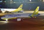 あしゅーさんが、福岡空港で撮影したセブパシフィック航空 A320-214の航空フォト(写真)