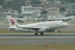 pringlesさんが、福岡空港で撮影した中国東方航空 A319-133の航空フォト(写真)