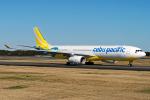 Cozy Gotoさんが、成田国際空港で撮影したセブパシフィック航空 A330-343Xの航空フォト(写真)