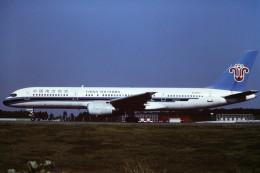 tassさんが、成田国際空港で撮影した中国南方航空 757の航空フォト(写真)