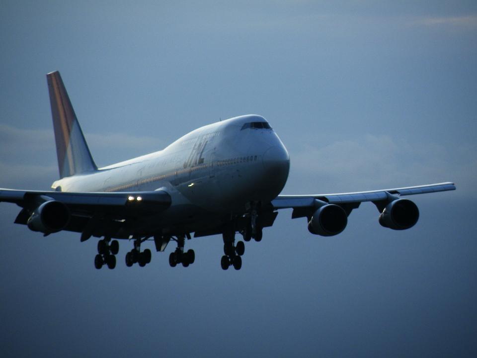 アイスコーヒーさんの日本航空 Boeing 747-300 (ja813j) 航空フォト