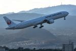 we love kixさんが、伊丹空港で撮影した日本航空 777-346の航空フォト(飛行機 写真・画像)