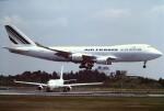 tassさんが、成田国際空港で撮影したエールフランス航空の航空フォト(写真)