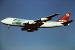 tassさんが、成田国際空港で撮影したノースウエスト航空 747-249F/SCDの航空フォト(飛行機 写真・画像)