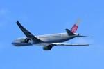 T.Sazenさんが、関西国際空港で撮影したチャイナエアライン 777-309/ERの航空フォト(飛行機 写真・画像)