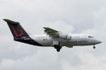 rjジジィさんが、ロンドン・ヒースロー空港で撮影したブリュッセル航空 Avro 146-RJ85の航空フォト(写真)