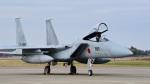 パンダさんが、茨城空港で撮影した航空自衛隊 F-15J Eagleの航空フォト(写真)