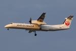 meskinさんが、伊丹空港で撮影した日本エアコミューター DHC-8-402Q Dash 8の航空フォト(写真)