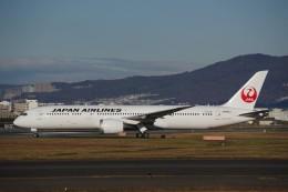 chappyさんが、伊丹空港で撮影した日本航空 787-9の航空フォト(飛行機 写真・画像)