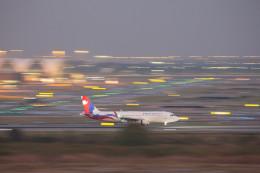 Kaaazさんが、スワンナプーム国際空港で撮影したネパール航空 A320-233の航空フォト(飛行機 写真・画像)