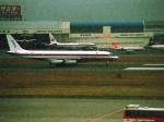エルさんが、羽田空港で撮影した日本航空 DC-8-62AFの航空フォト(写真)