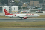 pringlesさんが、福岡空港で撮影したイースター航空 737-8FZの航空フォト(写真)
