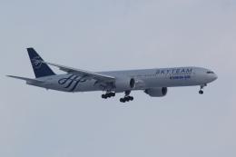 yuu@HKD/RJCHさんが、新千歳空港で撮影した大韓航空 777-3B5/ERの航空フォト(飛行機 写真・画像)