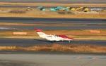 ハム太郎。さんが、羽田空港で撮影したホンダ・エアクラフト・カンパニー HA-420 HondaJetの航空フォト(写真)