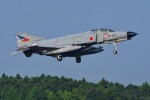 はるかのパパさんが、茨城空港で撮影した航空自衛隊 F-4EJ Phantom IIの航空フォト(写真)