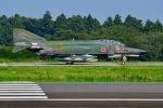 はるかのパパさんが、茨城空港で撮影した航空自衛隊 RF-4EJ Phantom IIの航空フォト(写真)