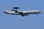 はるかのパパさんが、三沢飛行場で撮影したアメリカ空軍 E-3B Sentry (707-300)の航空フォト(写真)
