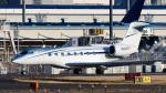 パンダさんが、成田国際空港で撮影したウィルミントン・トラスト・カンパニー G650 (G-VI)の航空フォト(写真)