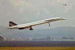 @たかひろさんが、関西国際空港で撮影したエールフランス航空 Concorde 101の航空フォト(写真)