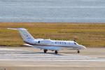 T.Sazenさんが、関西国際空港で撮影した国土交通省 航空局 525C Citation CJ4の航空フォト(写真)