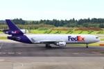 Kuuさんが、成田国際空港で撮影したフェデックス・エクスプレス MD-11Fの航空フォト(飛行機 写真・画像)